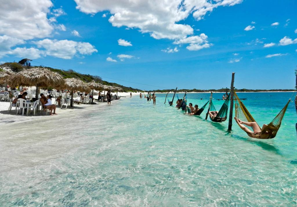 10 Melhores Praias do Brasil para Conhecer Jericoacoara