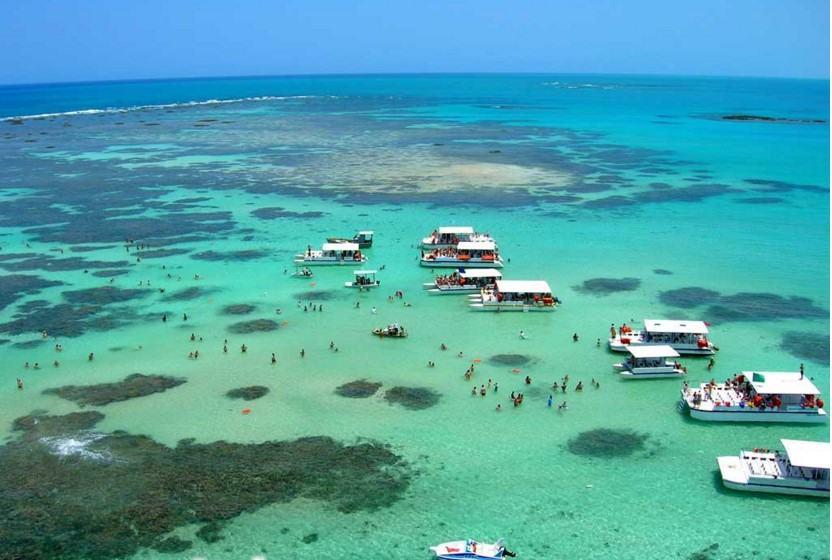 10 Melhores Praias do Brasil para Conhecer Maragogi