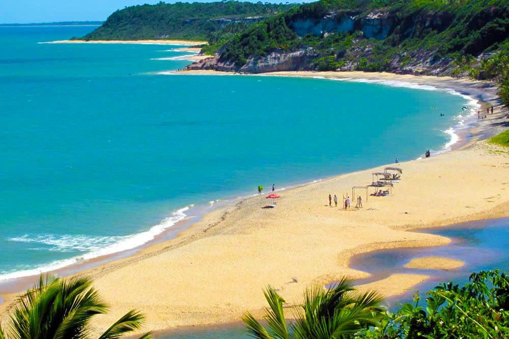 10 Melhores Praias do Brasil para Conhecer Praia do Espelho