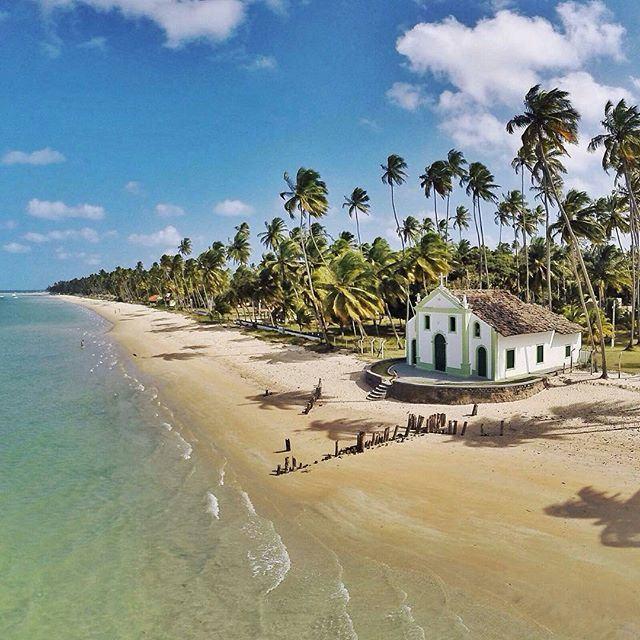 10 Melhores Praias do Brasil para Conhecer Praia dos Carneiros