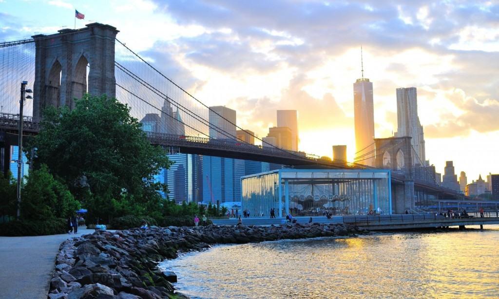 18 Coisas para Fazer em Nova York de Graça Brooklyn Bridge