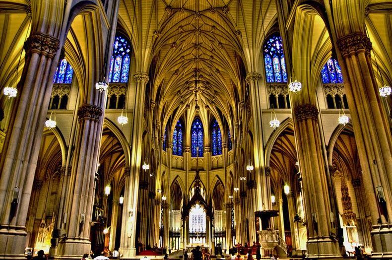 18 Coisas para Fazer em Nova York de Graça Catedral de São João, o Divino