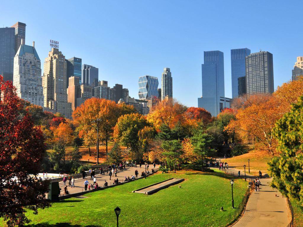 18 Coisas para Fazer em Nova York de Graça Central Park