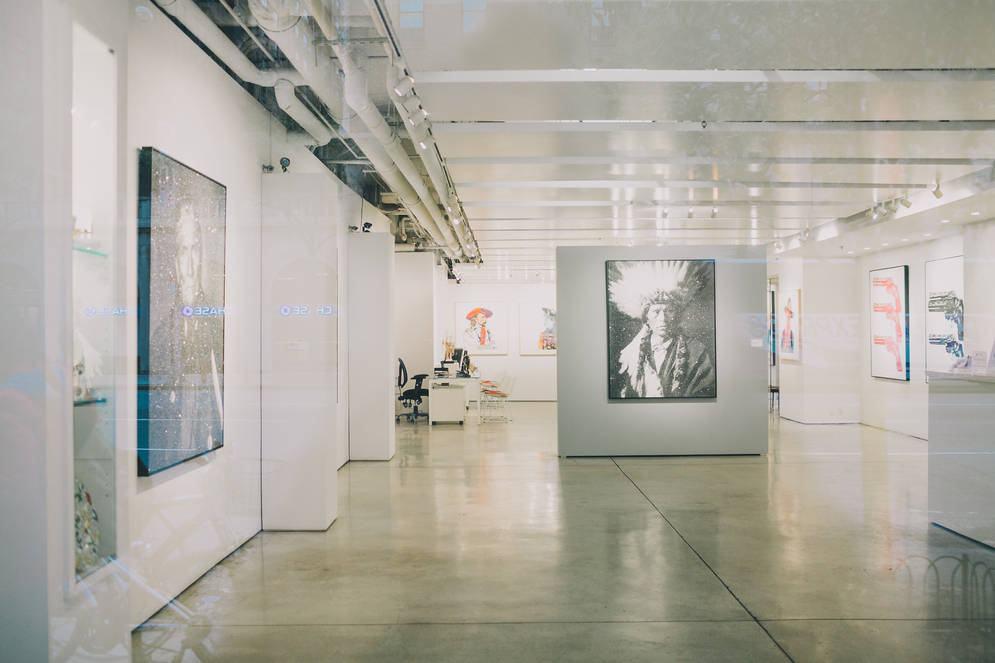 18 Coisas para Fazer em Nova York de Graça Galerias de arte de Chelsea