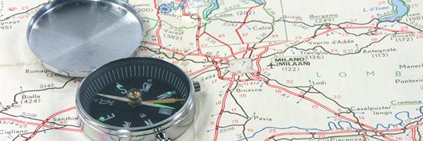 20 Coisas Importantes para Fazer Antes de Viajar mapa