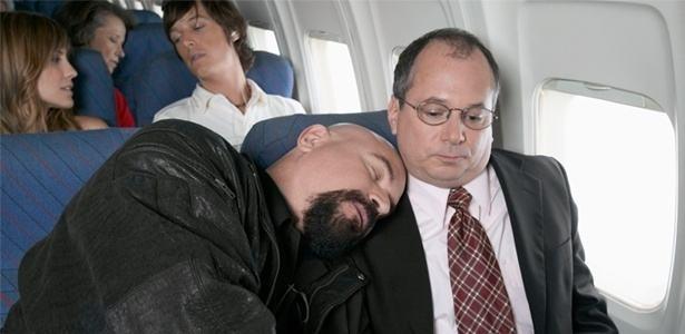 Piores Pessoas que Você pode Encontrar no Avião 2