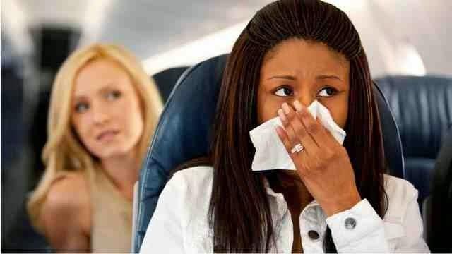 Piores Pessoas que Você pode Encontrar no Avião 6