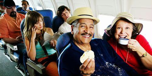 Piores Pessoas que Você pode Encontrar no Avião 7