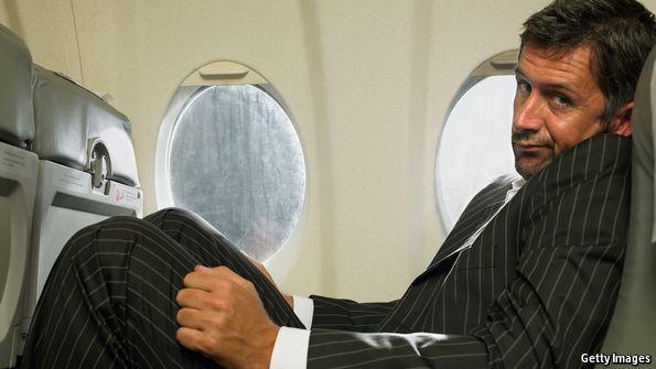 Piores Pessoas que Você pode Encontrar no Avião4
