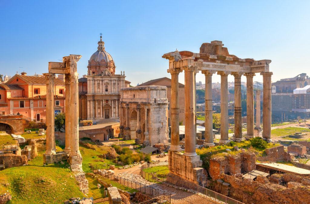 melhores destinos do globo - Roma