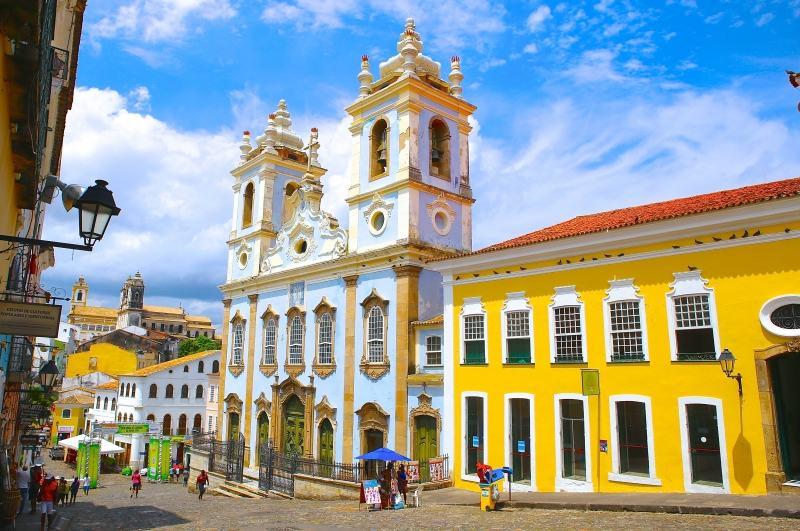 Melhores Lugares para Conhecer na Bahia